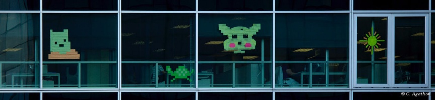 Post-it war