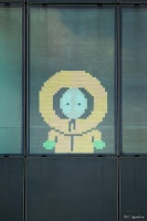 Post-it war - Kenny