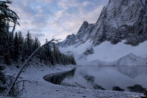 Floe Lake sunrise (3)