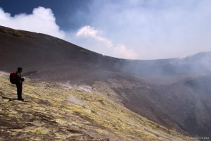 Cratère central de l'Etna (2)