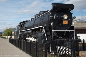 6015 Steam Engine