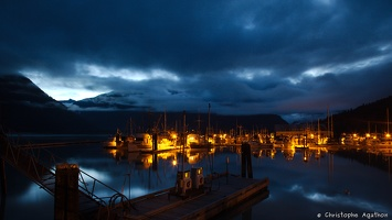 Bella Coola Harbor